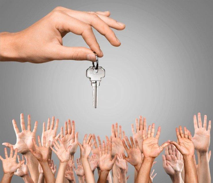 Покупка квартиры в условиях ажиотажного спроса