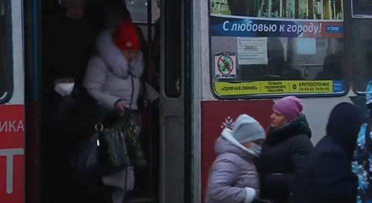 Транспортная реформа в Новокузнецке вызвала коллапс