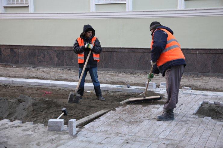 За три года на благоустройство Москвы направят 926 млрд рублей