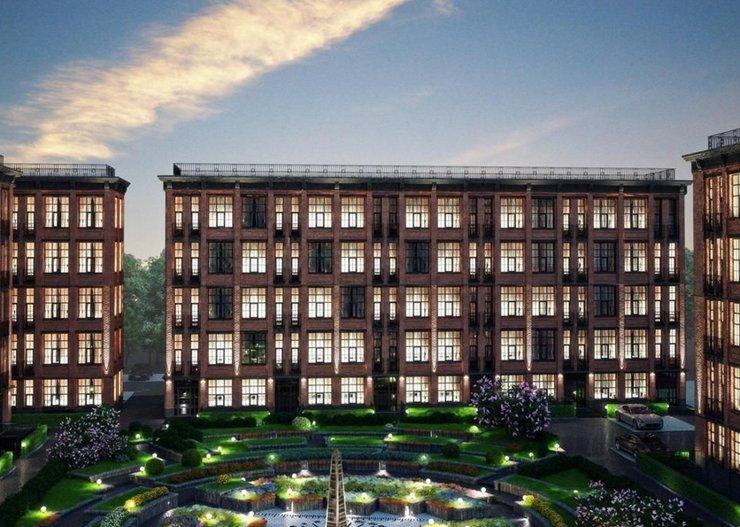 Покупателям апартаментов в комплексе Loft 17 грозит выселение