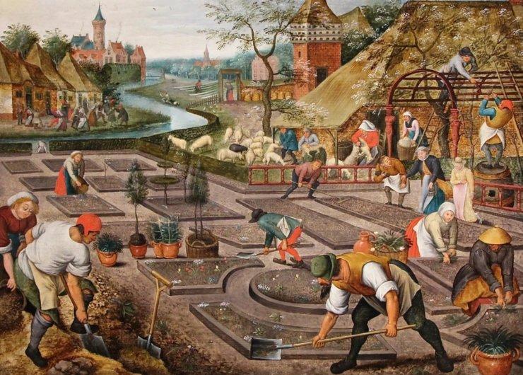 Жить по-голландски: от XVII века до наших дней