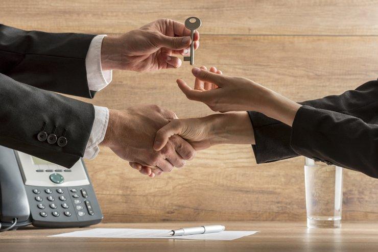 В Росреестре  заявили о росте количества сделок на вторичном рынке
