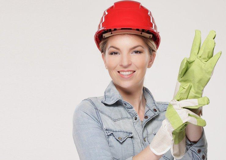 Россиянкам будет доступно больше строительных специальностей