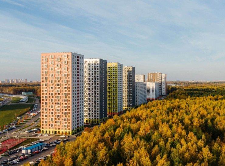Самые продаваемые проекты Московского региона и их застройщики