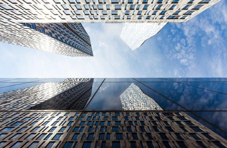 Названы столичные застройщики, лидирующие по объему высотного строительства