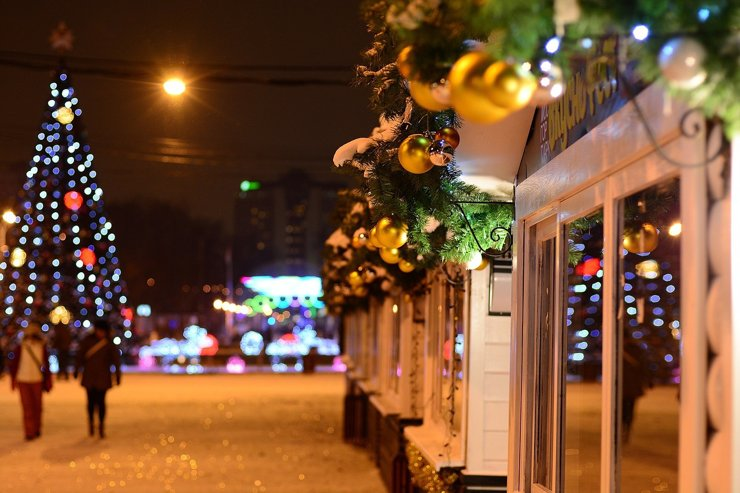В Москве метрополитен, МЦД и МЦК будут работать всю новогоднюю ночь