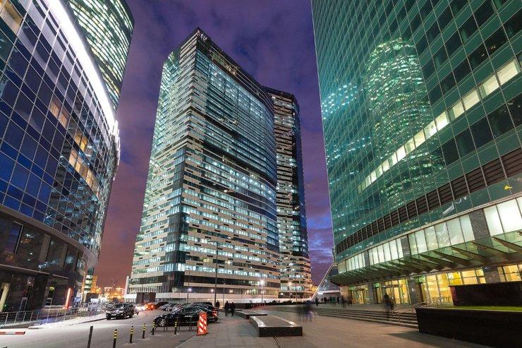 Башню министерств в «Москва-Сити» досрочно передадут Росимуществу