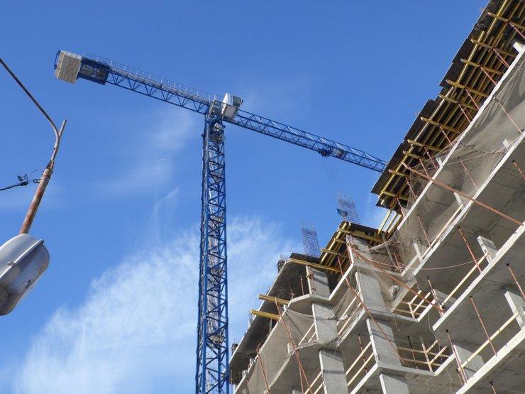 В Москве построен рекордный объем жилой недвижимости