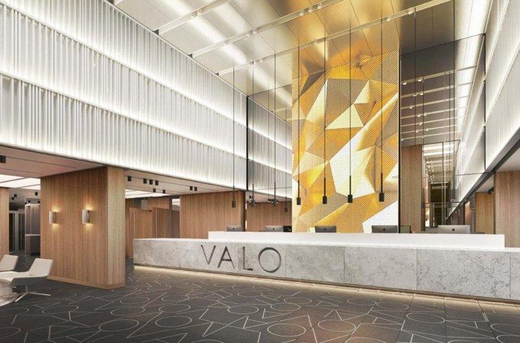 VALO: доходные апартаменты
