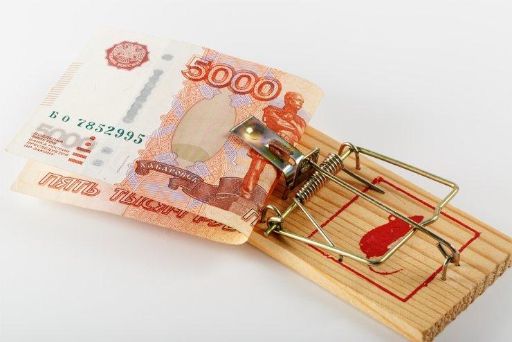 При оформлении кредита 7% россиян не читают текст договора