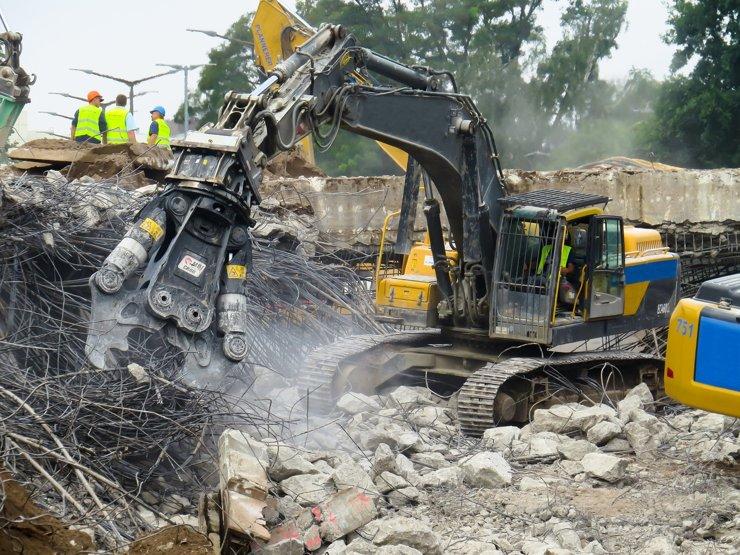 В Московской области усилят контроль за оборотом строительного мусора