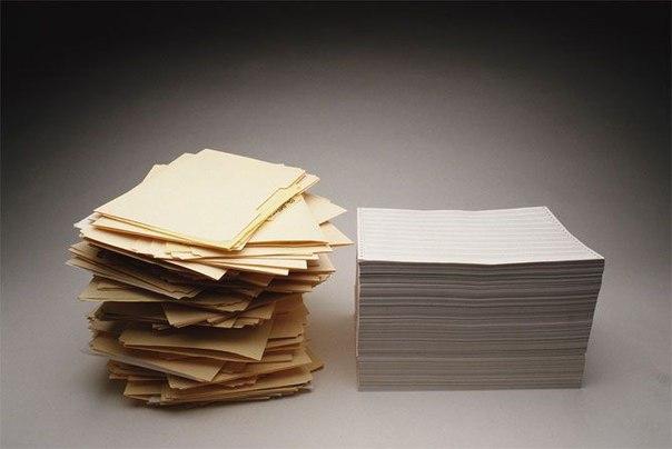 Бумага все стерпит?