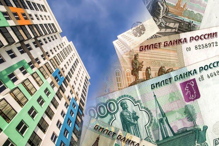 В некоторых регионах средняя сумма ипотеки выросла на 17–20%