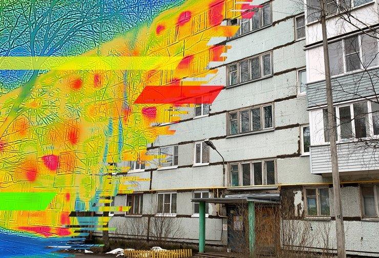 Определены самые холодные многоквартирные дома
