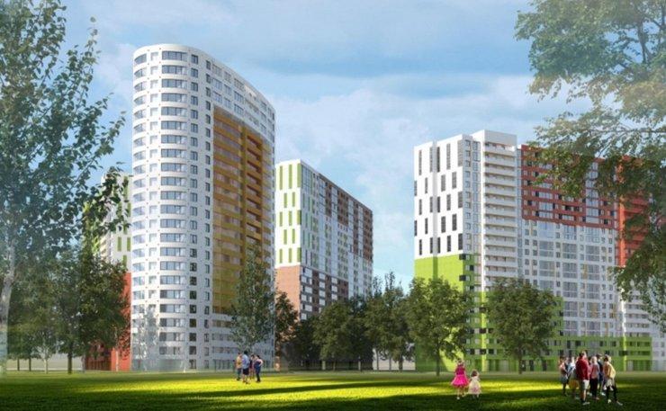 Под Петербургом построят город-спутник на 300 тысяч жителей