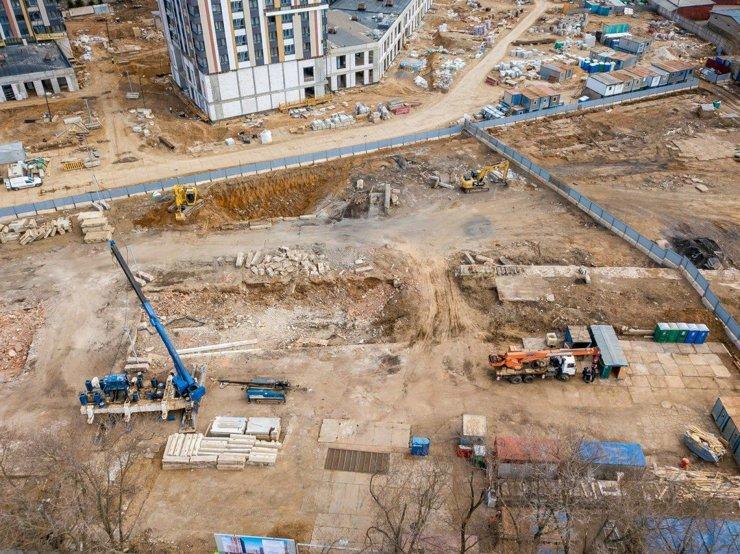 ГК «Пионер» купит почти 5 гектаров земли у Савеловского вокзала