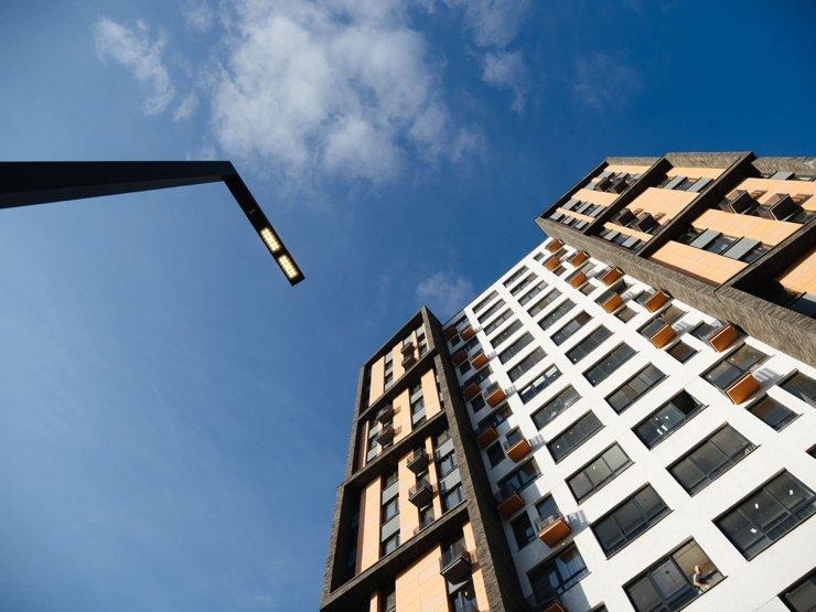 Цены на столичные новостройки снизились впервые за полтора года
