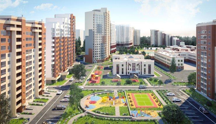 ЖК «Новый город» — центр притяжения в Обнинске
