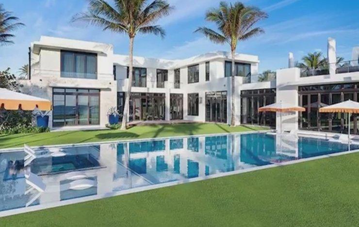 «Загадочный русский» купил самый дорогой особняк во Флориде