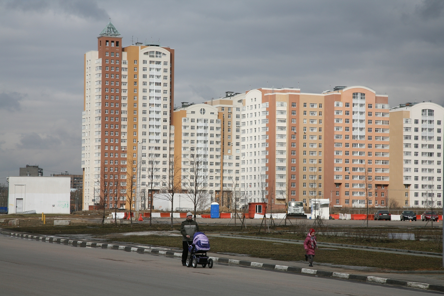 Названы города с наибольшим снижением площадей новых квартир