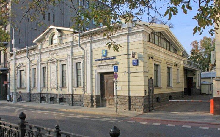 На аукцион выставлено шесть особняков в центре Москвы