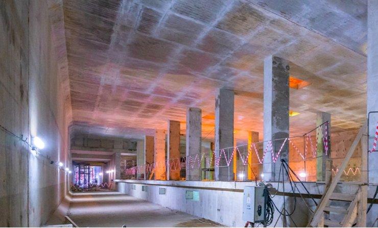В Москве объявят конкурс на лучший дизайн станций метро «Остров мечты» и «Загорье»