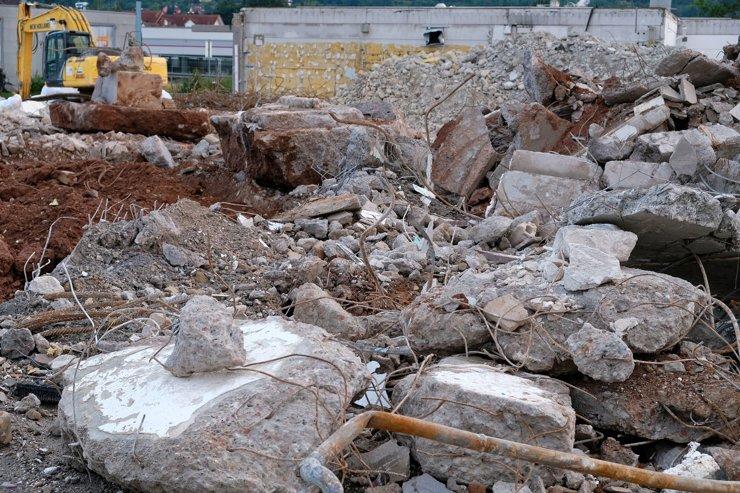 В столице запущена «умная» система перемещения строительных отходов