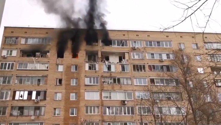 В Химках произошел взрыв в квартире – есть погибшие