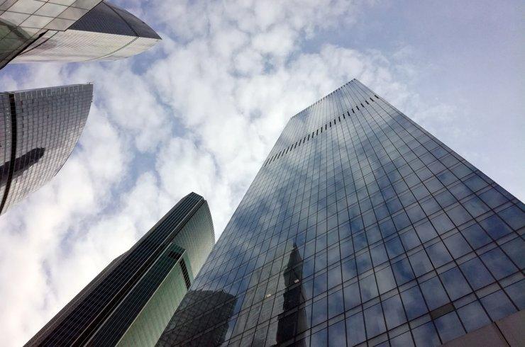 В «Москва-Сити» выросла доля вакантных площадей стрит-ритейла