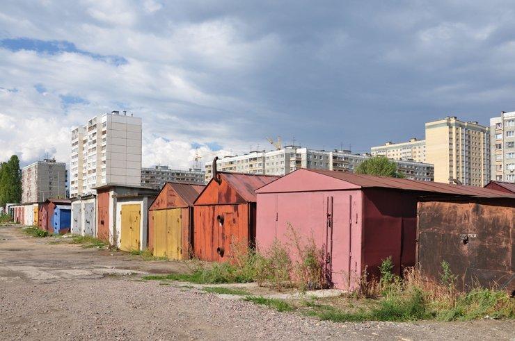 Проект закона о «гаражной амнистии» поддержали в Совфеде