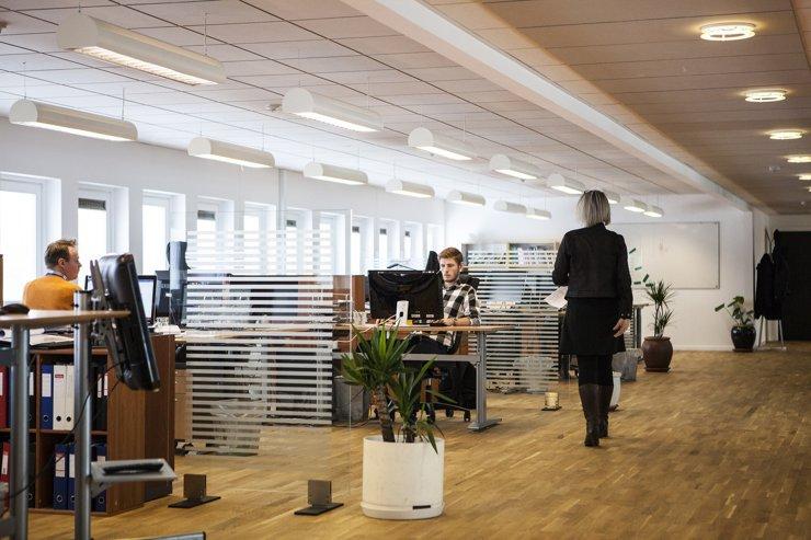 В Москве почти в пять раз вырос ввод офисов
