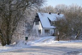 Спрос на вторичном загородном рынке зимой сохранился на высоком уровне