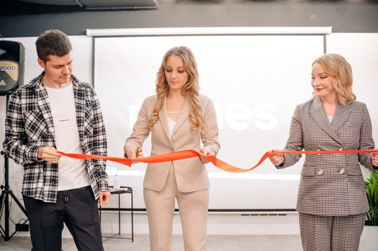 Открылся самый большой в Тюмени технологичный коворкинг для предпринимателей