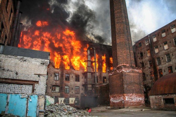 Здание «Невской мануфактуры» предложили восстановить