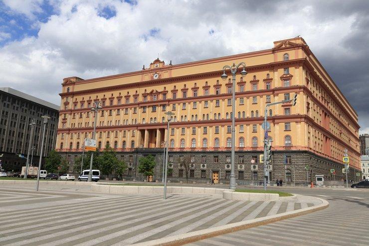 Снос памятника Дзержинскому на Лубянке признали незаконным