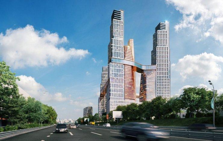 В Москве за счет бюджета могут достроить проблемный элитный небоскреб