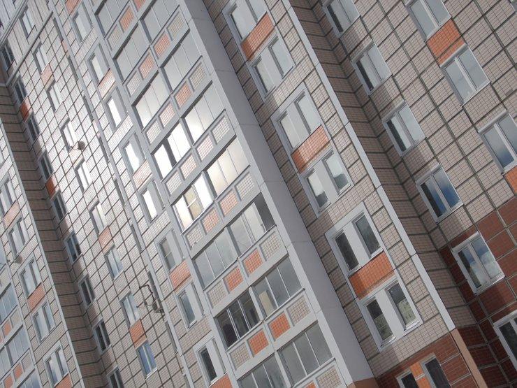 В Москве в 4 раза сократилось предложение панельных новостроек