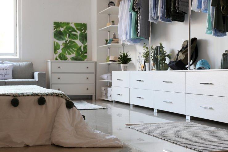 Восемь правил хранения вещей: как освободить дом для жизни