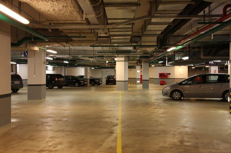 Заемщики ипотеки стали чаще покупать машино-места