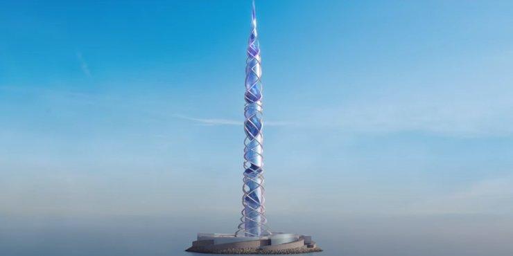 В Петербурге построят небоскреб. Второй по высоте в мире