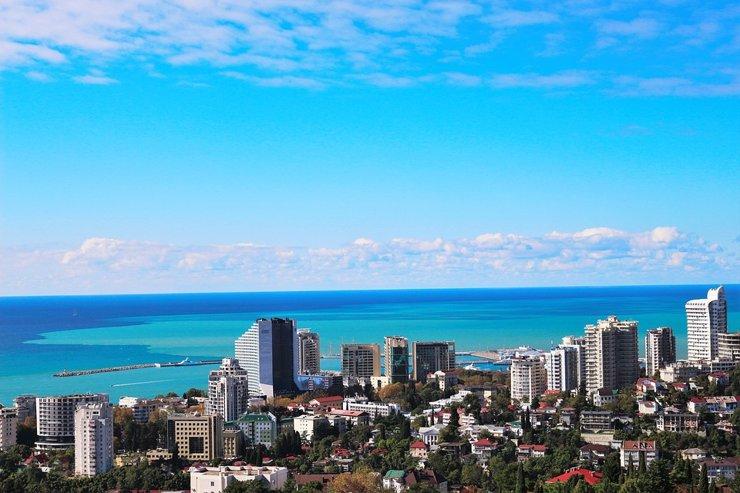 На Кубани ограничат высоту отелей и санаториев у моря