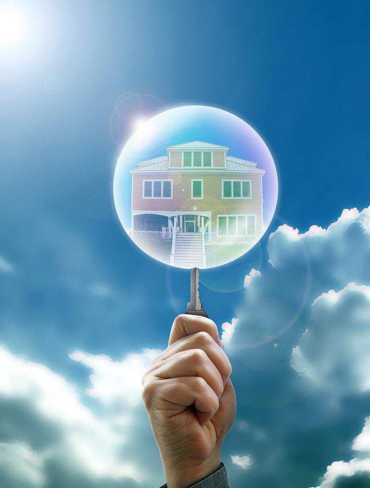 Рост выдачи ипотеки не привел к образованию пузыря на рынке