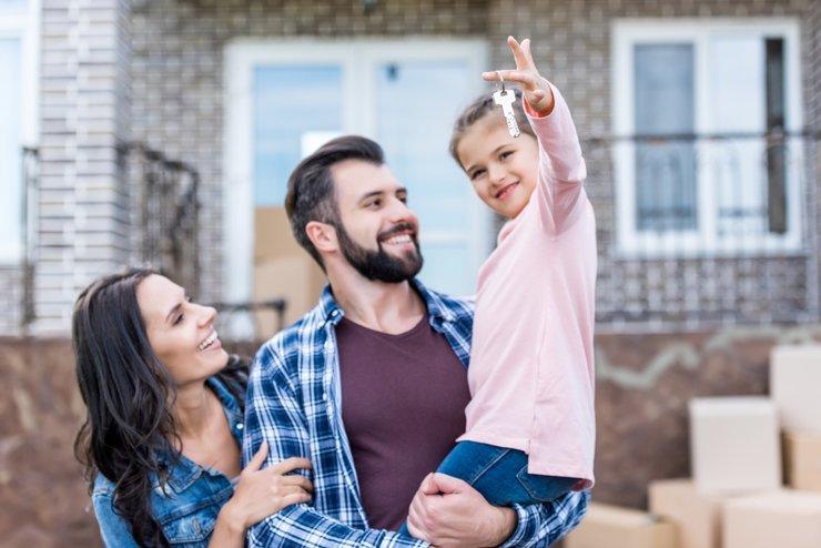 Семейную ипотеку могут распространить на семьи с одним ребенком
