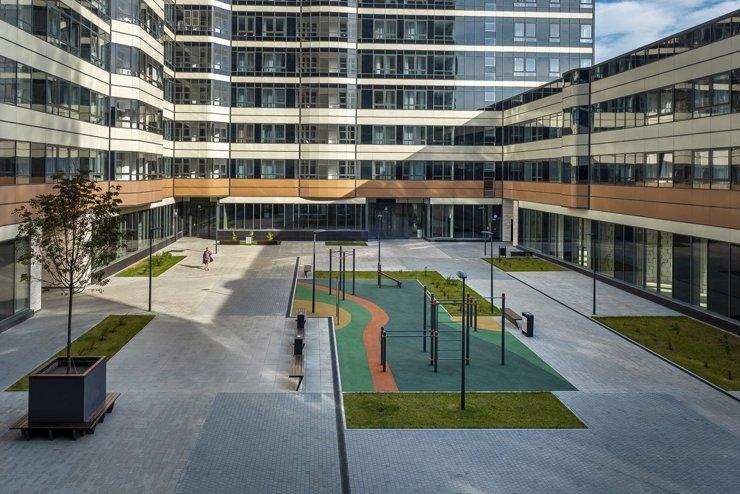 В «Дом.РФ» объявили о запуске краткосрочной аренды