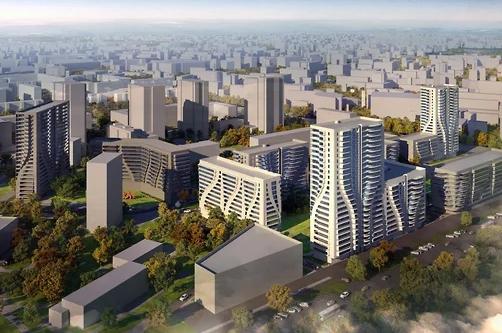 В Москве завершился конкурс архитектурных обликов районов реновации