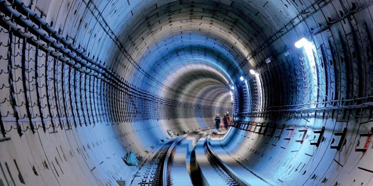 На первом участке Рублево-Архангельской линии построят шесть станций метро