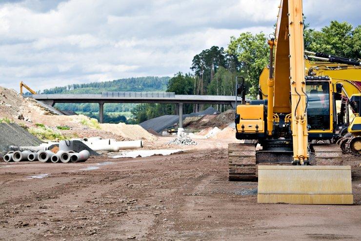 В Петербурге снесут более 340 зданий для строительства магистрали