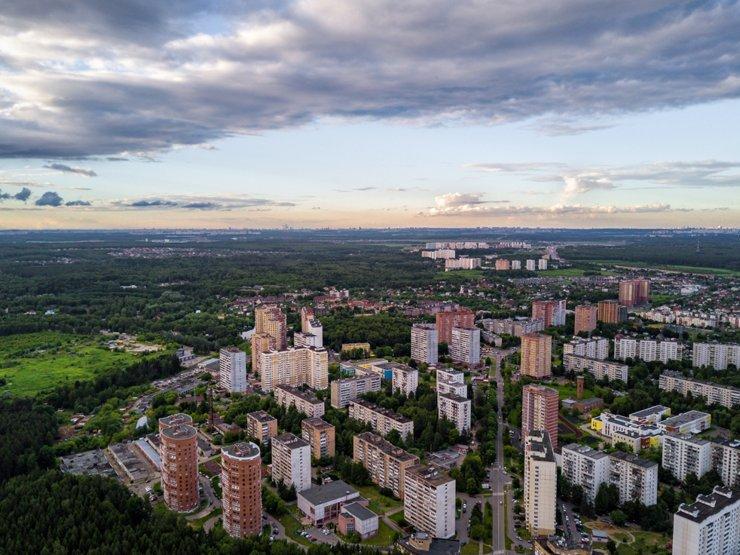 Новой Москве девять лет: рынок жилья в цифрах