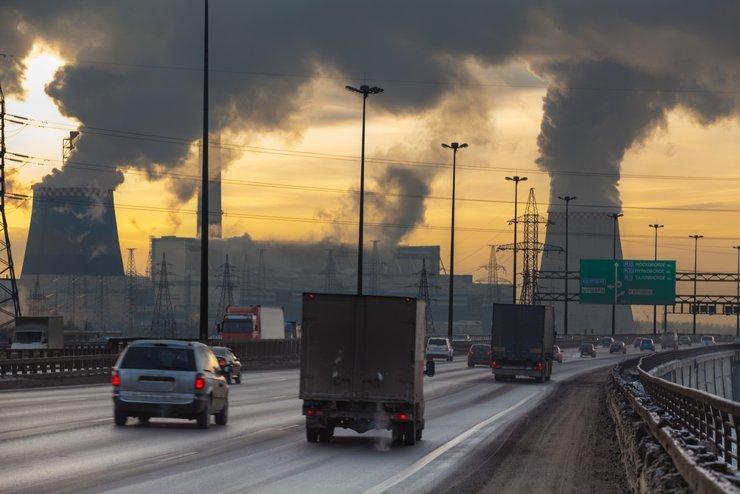 За загрязнение воздуха предприятиям будут грозить штрафы