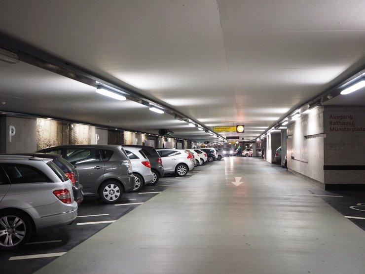 Росреестр предложил не ограничивать размер машино-мест